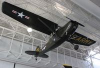 50-1327 - Cessna O-1A Bird Dog at the Army Aviation Museum Ft. Rucker Alabma - by Florida Metal