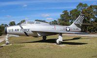 51-9495 @ VPS - F-84F Thundersteak at USAF Armament Museum
