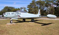 53-5947 @ VPS - T-33A Shooting Star at USAF Armament Museum