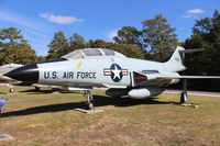 56-0250 @ VPS - F-101 Voodoo at USAF Armament Museum