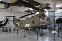 56-2040 - CH-21C Shawnee at Ft Rucker Army Aviation Museum