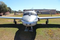 56-3466 - T-37B Tweety Bird at Ft. Rucker AL