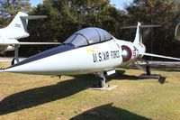 57-1331 @ VPS - F-104 Starfighter at USAF Armament Museum
