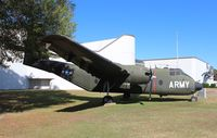 57-3080 - YC-7A Caribou at Ft. Rucker