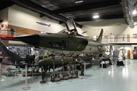 58-1155 @ VPS - F-105D Thunderchief at USAF Armament museum