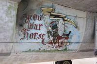 60-0492 @ TIX - Ye Old War Horse F-105 - by Florida Metal