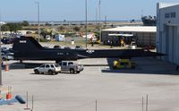 60-6938 - Lockheed A-12 at Battleship Alabama - by Florida Metal
