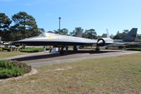 61-7959 @ VPS - SR-71A at USAF Armament museum