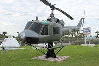 62-1876 - UH-1B at Navy Seal museum Ft. Pierce - by Florida Metal