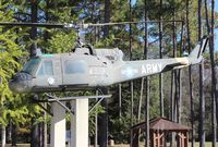 62-2018 - UH-1B at Alabama welcome station