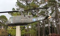 62-2018 - UH-1B at Alabama Welcome Center - by Florida Metal