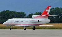 HB-IBG @ LSGG - Dassault Falcon 900B [115] (TAG Aviation SA) Geneva~HB 23/07/2004