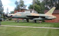 62-4425 - F-105G in Blissfield MI - by Florida Metal
