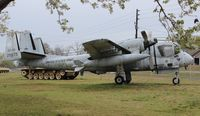 62-5875 - OV-1D Mohawk Macon Georgia - by Florida Metal