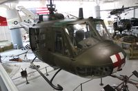 63-12972 - UH-1D at Army Aviation Museum - by Florida Metal