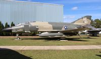 64-0817 @ VPS - F-4C Phantom at USAF Armament Museum - by Florida Metal
