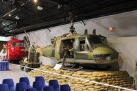65-7925 @ WRB - UH-1P at Warner Robbins - by Florida Metal