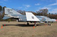 66-7554 @ WRB - F-4 Phantom - by Florida Metal