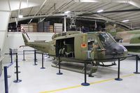 66-16006 @ YIP - UH-1H at Yankee Air Museum - by Florida Metal
