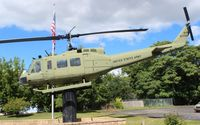 66-17031 - UH-1H in Adrian Michigan - by Florida Metal