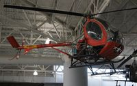 67-16795 - TH-55A Osage at Army Aviation Museum