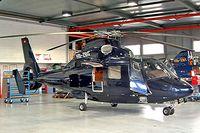 HB-ZBG @ LSGG - Aerospatiale AS.365N1 Dauphin [6251] (Swift Copters) Geneva~HB 23/07/2004
