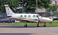 HB-LLK @ LSGG - Piper PA-31T1 Cheyenne I [31T-7904014] Geneva~HB 23/07/2004 - by Ray Barber