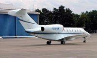 N751GM @ LSGG - Cessna Citation X [750-0207] Geneva~H 23/07/2004