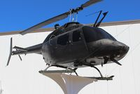 68-16734 - OH-58C Kiowa at the Army Aviation Museum - by Florida Metal