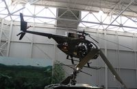 68-17340 - OH-6 Cayuse at the Army Aviation Museum