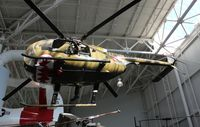 68-17340 - OH-6A at Army Aviation museum