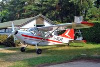I-AEFE @ LILB - Stinson L-5 Sentinel [MM53454] Alzate Brianza~I 19/07/2004