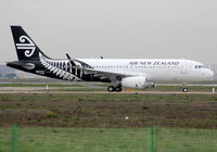 F-WWBM @ LFBO - C/n 5993 - To be ZK-OXE in All Blacks c/s - by Shunn311