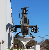 71-15090 - AH-1G Cobra at Army Aviation Museum