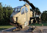 71-21028 - AH-1F Cobra near Crosswell Michigan - by Florida Metal
