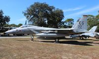 74-0124 @ VPS - F-15 at USAF Armament Museum