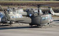 74-22537 @ 71J - UH-1H - by Florida Metal