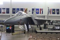 75-0045 - F-15 Eagle at Battleship Alabama Museum - by Florida Metal