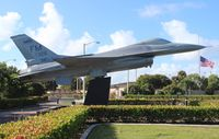 79-0326 @ HST - F-16A at Homestead Air Reserve Base - by Florida Metal