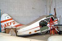 I-AEFD @ LIPU - Stinson L-5 Sentinel [MM52899] Padova~I 16/07/2004
