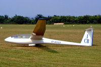 D-1039 @ LIDH - Rolladen-Schneider LS-6B [6101] Theine~I 17/07/2004 - by Ray Barber