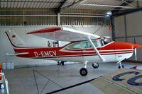 D-EMCV @ LI55 - Cessna 182P Skylane [182-63396] Bologna-Ozzano del Emiglia~I 16/07/2004 - by Ray Barber
