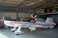 F-GYKS @ LI55 - Mudry CAP-10B [313] Bologna-Ozzano del Emiglia~I 16/07/2004