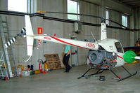 I-KIRO @ LIPT - Robinson R-22 Beta II [3208] Trento-Mattarello~I 17/07/2004