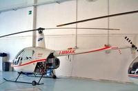 I-MMAK @ LIPT - Robinson R-22 Beta II [3183] Trento-Mattarello~I 17/07/2004