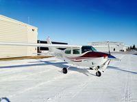 C-GTPB - 1970 C210N Saskatoon February 2014 - by Wayne Bodenstab