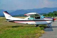 I-TIBI @ LILV - Cessna T.210N Turbo Centurion [210-63432] Valembro~I 18/07/2004