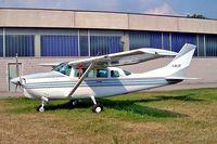 I-ALJS @ LILV - Cessna  210F Centurion [210-58748] Valembro~I 18/07/2004