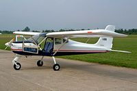 I-6996 @ LIDH - Tecnam P.92 Echo [Unknown] (Aero Club Theine) Theine~I 17/07/2004