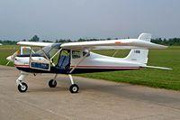 I-6996 @ LIDH - Tecnam P.92 Echo [Unknown] (Aero Club Theine) Theine~I 17/07/2004